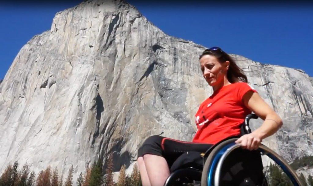 Lola in Yosemite