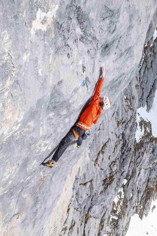 Free ascent Deja